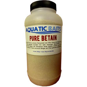 Pure Betain 250gr
