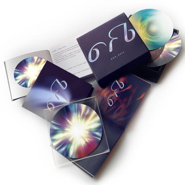 ORB Quintessenz Designer Kartendeck