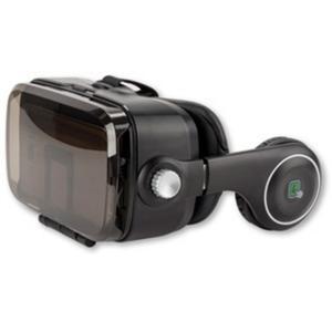 4smarts Spectator Sound Universal VR-Brille mit Headset - schwarz