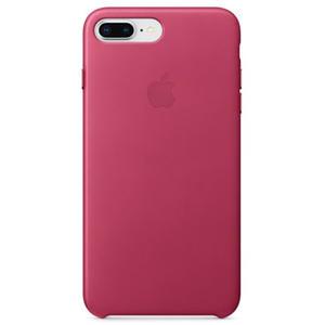 Originalverpackung Apple echt Leder Cover für iPhone 7/8+ Plus in fuchsia pink