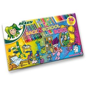 JOLLY Supersticks - BACK2SCHOOL - Box