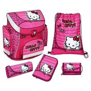 "Scooli Campus Plus Schultaschenset ""Hello Kitty"" HKSU8251"