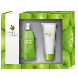 CLOUD11 Geschenkeset GREEN & FRESH FOR WOMAN
