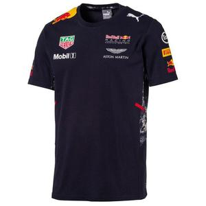 PUMA Red Bull Racing Replica Team Tee Night Sky L