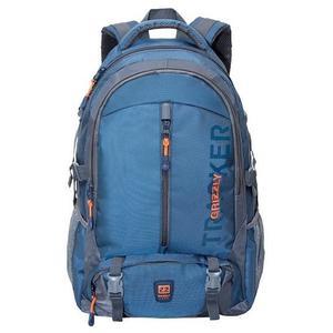 "GRIZZLY Rucksack ""Tracker Blue"" RU-617-2/2"