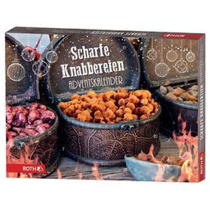 "ROTH Adventskalender ""Scharfe Knabbereien"""