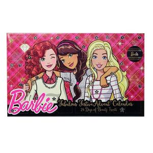 MATTEL Barbie Beauty Adventskalender