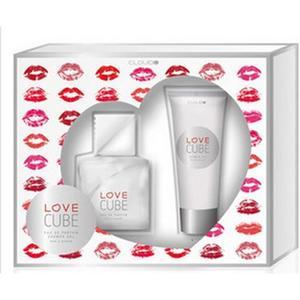CLOUD11 Geschenkeset LOVE CUBE UNISEX