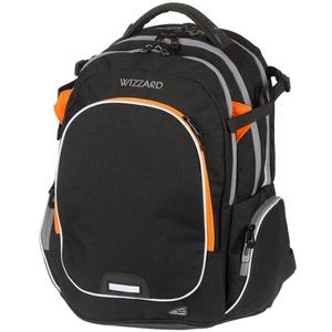 Walker Rucksack Campus Wizzard Black