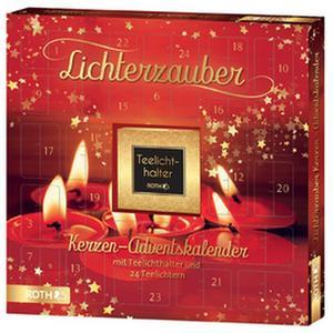 """ROTH Kerzen-Adventskalender """"Lichterzauber"""""""
