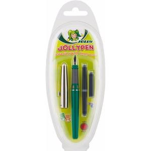 JOLLY Füllhalter Jollypen SoftGrip grün L+R