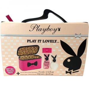 Playboy Geschenkeset Women - PLAY IT LOVELY