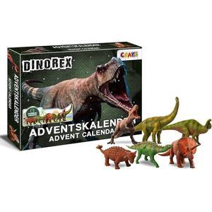 CRAZE Adventskalender DINOREX Dinosaurier