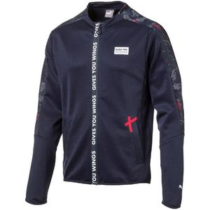 PUMA Red Bull Racing T7 Track Jacket Total Eclipse XXL