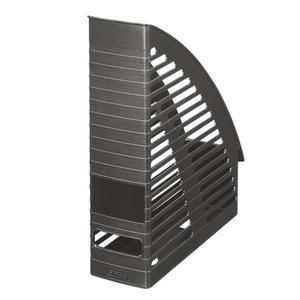 herlitz Stehsammler Design DIN A4 schwarz