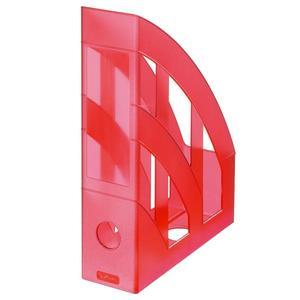herlitz Stehsammler Classic DIN A4 rot transluzent