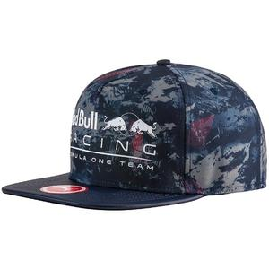 PUMA Red Bull Racing New Block Snapback Total Eclipse Camouflage