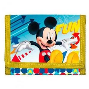 "Geldtasche / Geldbörse ""Disney Mickey Mouse Fun"""