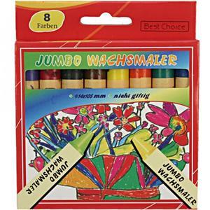 Best Choice - JUMBO Wachsmaler