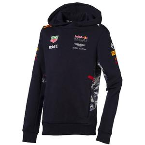 PUMA Red Bull Racing KIDS Replica Team Hoodie 140
