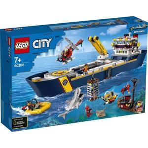 LEGO City Meeresforschungsschiff 60266