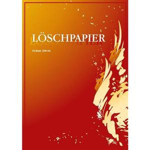 TSI Löschpapier-Block A4 10 Blatt