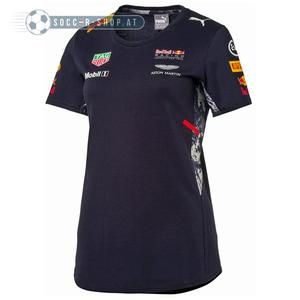 PUMA Red Bull Racing Team Tee Night Sky XL Women