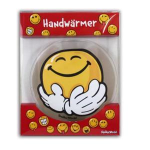 Handwärmer Taschenwärmer SMILEYWORLD