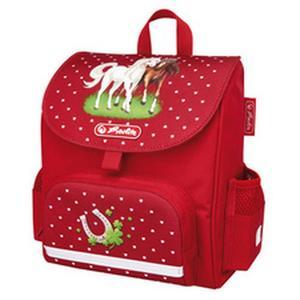 "herlitz Vorschulranzen Mini Softbag ""Horses"""