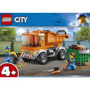 LEGO City Müllabfuhr 60220
