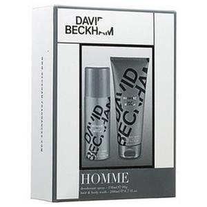 DAVID BECKHAM Geschenkeset 2-teilig HOMME