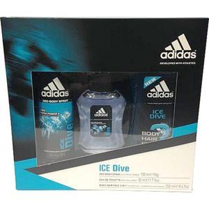 ADIDAS Geschenkeset 3-teilig ICE DIVE
