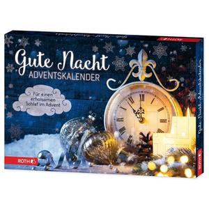 ROTH Gute-Nacht Adventskalender