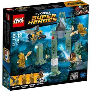 LEGO DC Super Heros Das Kräftemessen um Atlantis 76085