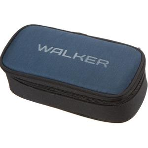 Walker Clerk Decent Pencil Box blau