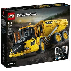 LEGO Technic Knickgelenkter Volvo-Dumper (6x6) 42114