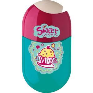 "FABER-CASTELL Doppelspitzdose ""Cupcake"", pink/türkis"