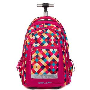"JOLLY Belmil Rucksack Trolley Easy Go ""Color Mix"""
