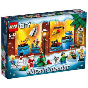 LEGO City 60201 Adventskalender