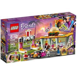 LEGO Friends Burgerladen 41349