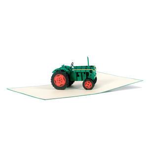 """Diese Klappkarten """"Traktor"""""""