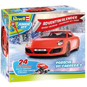 REVELL Porsche 911 S Junior Kit