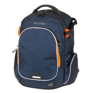 Walker Rucksack Campus Wizzard Dark Blue
