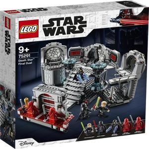 LEGO Star Wars Todesstern Letzes Duell 75291