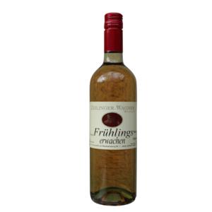 1 Flasche - Frühlingserwachen Cuvèe Rosé N.V. - Zeilinger-Wagner - Drehverschluß - trocken - 0,75 l -Frühlingserwachen Cuvèe Rosé