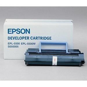 Epson Trommel mit Toner S050005 schwarz (C13S050005)