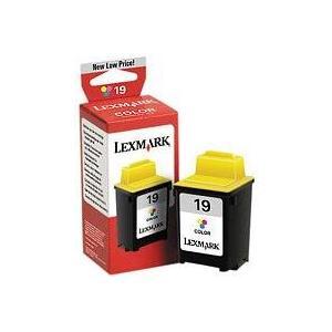 Lexmark Druckkopf mit Tinte 19 dreifarbig (15M2619)