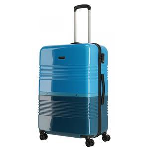 Reisekoffer Travelite Frisco L 76cm Petrol Blau Hartschale
