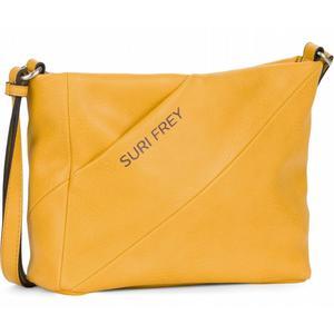 Umhängetsche gelb Suri Frey Mimmy Yellow Lederimitat