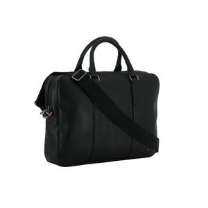 Herrenbusinesstasche Tommy Hilfiger Metro Slim Computer Bag Blac